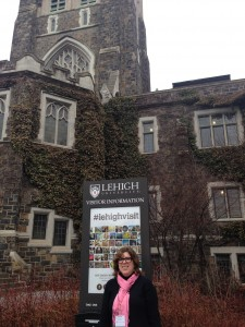 Lehigh University, Bethlehem, PA.